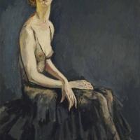 Portrait de Mademoiselle Erna Carise