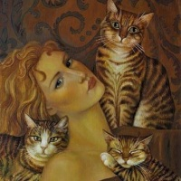 Nelly Tsenova - Cats